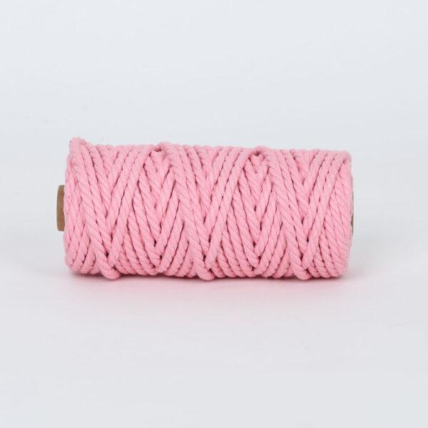 Cotton twisted macrame cord