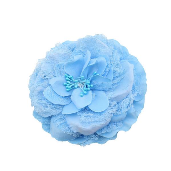 13cm ribbon flower